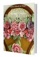 Classic Fabric Flowers in Sugar