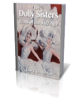 The cover for the book The Dolly Sisters: Icons of the Jazz Age